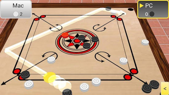 Carrom 3D APK for Nokia