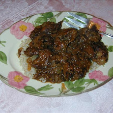 Garlic Chicken Livers
