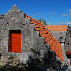 etno selo by Dijana Zekan - Buildings & Architecture Public & Historical (  )