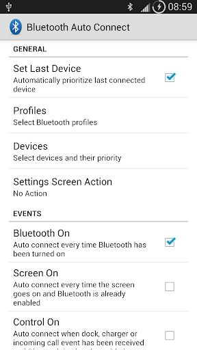Bluetooth Auto Connect For PC