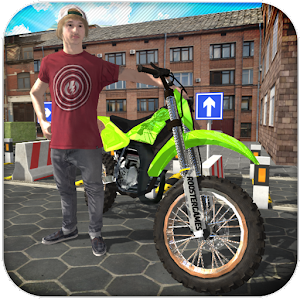 Stunt Bike Racing 3D unlimted resources