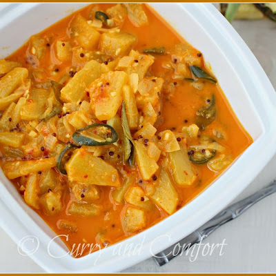 Sri Lankan Pineapple Curry (Vegan)
