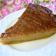 Miraculous Canadian Sugar Pie