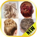 Free Download Girls Easy Hairstyles Steps APK for Samsung