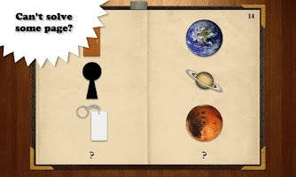 Screenshot of Book of Enigmas - Answers