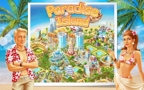 Paradise Island APK for Bluestacks