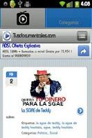 Screenshot of Tusdocumentales TV