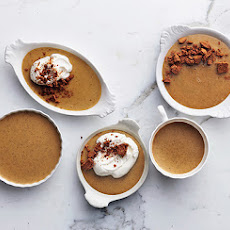 Bourbon-Butterscotch Pudding