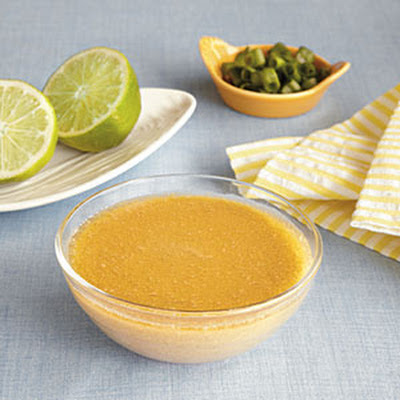 Peanut-Lime Dressing