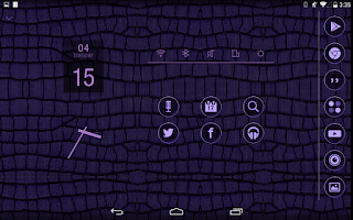 Screenshot of Crocodile Atom theme