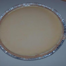 Ice Cream Pudding Pie