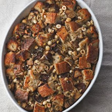 Hazelnut and Shiitake Mushroom Stuffing