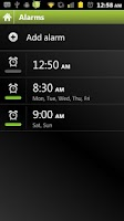 Screenshot of ElectricSleep