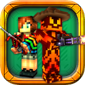 Game Block Force - Cops N Robbers apk for kindle fire