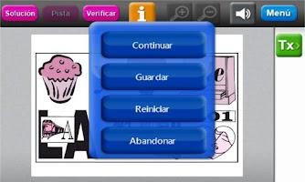Screenshot of iQuiz