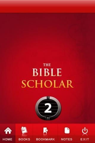 Bible Scholar Set 2 of 2