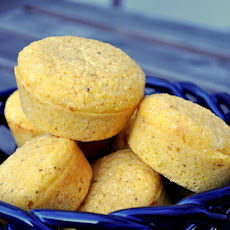 Old Bay Corn Muffins