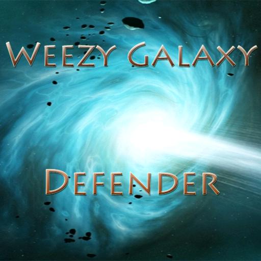 Weezy Galaxy Defender Deluxe LOGO-APP點子
