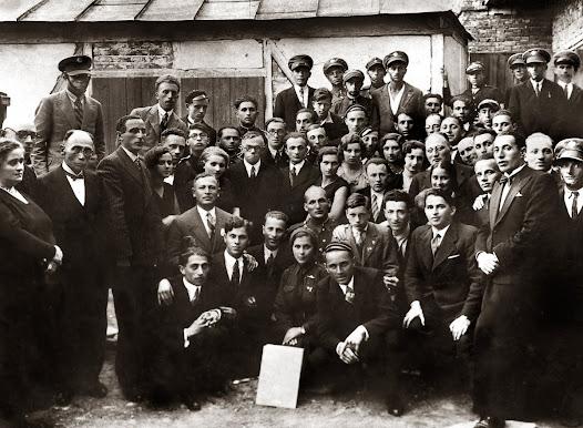 Meeting with Ze'ev Jabotinsky - 1931
