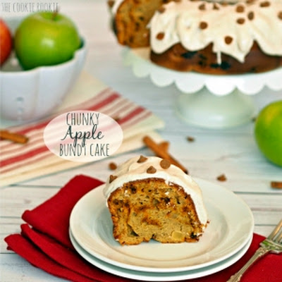 Chunky Apple Bundt Cake