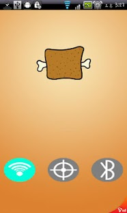 BBQ - Battery Widget - screenshot