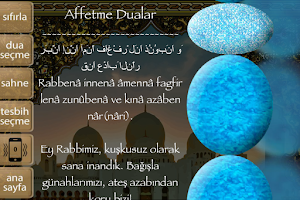 Screenshot of Acil Dualar