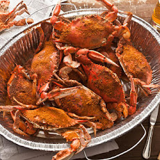 Basic Steamed Blue Crabs