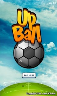 Up Ball - screenshot