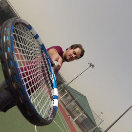 Bring it On by Hannah Jackson - Sports & Fitness Tennis