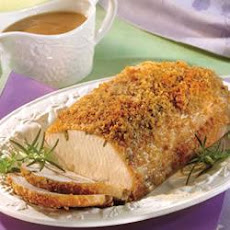 Dijon-Herb Pork Roast