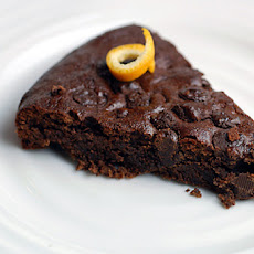 Double Chocolate Orange Torte