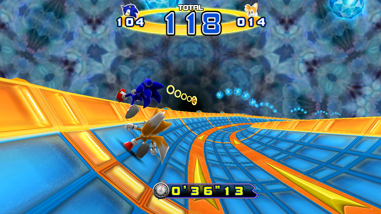 Sonic 4 Episode II THD Screenshot 11