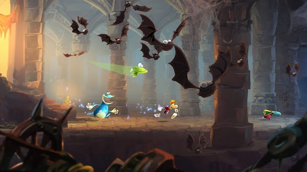 Rayman Legends next-gen release brought forward