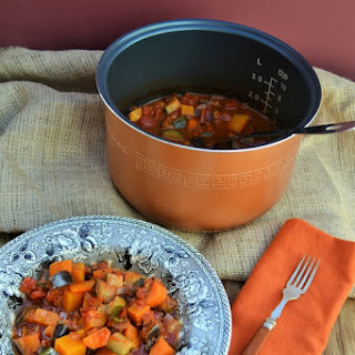 Smoked Vegetable Stew