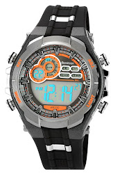 Armitron Digital Resin Watch, 49mm