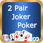 Two Pair Joker Poker icon