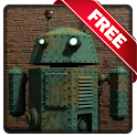 Steam punk droid lwp icon