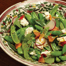 Sugar Snap Pea Salad Recipe