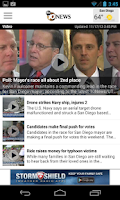 Screenshot of 10News San Diego