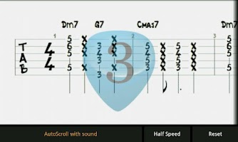 Screenshot of Jazz Guitar Lessons : E-Jazz