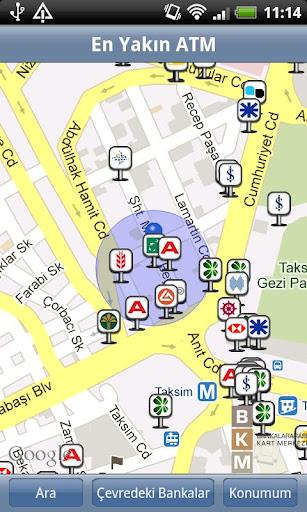 財經必備免費app推薦|En Yakın ATM (Closest ATM)線上免付費app下載|3C達人阿輝的APP