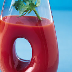 Spicy Tomato And Celery Juice