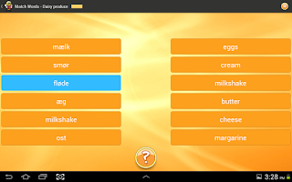 Screenshot of Learn Danish 6000 Words