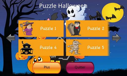 Puzzle Halloween Lite