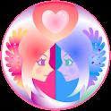 男と女の相性診断 icon