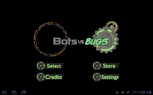 Bots Vs. Bugs Demo