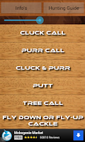 Screenshot of Turkey Hunting Calls