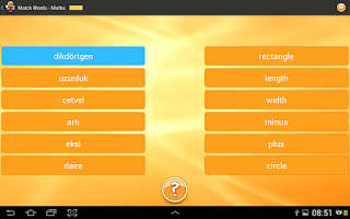 Screenshot of Learn Turkish 6,000 Words