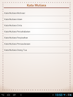 Screenshot of Marbel Kata Mutiara