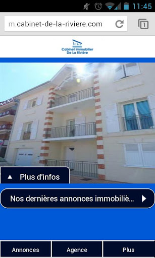 CABINET IMMOBILIER RIVIERE